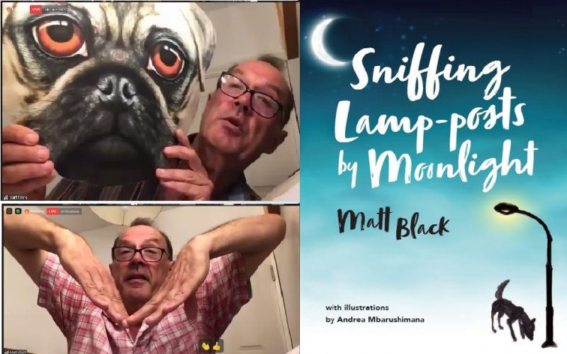 DOG POETRY – WITH MATT BLACK! COMPETITION & MORE