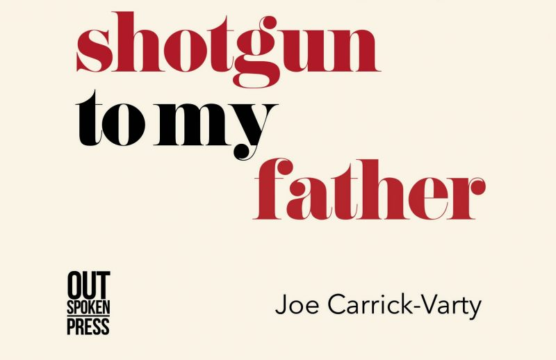 REVIEW: JOE CARRICK-VARTY'S NEW PAMPHLET