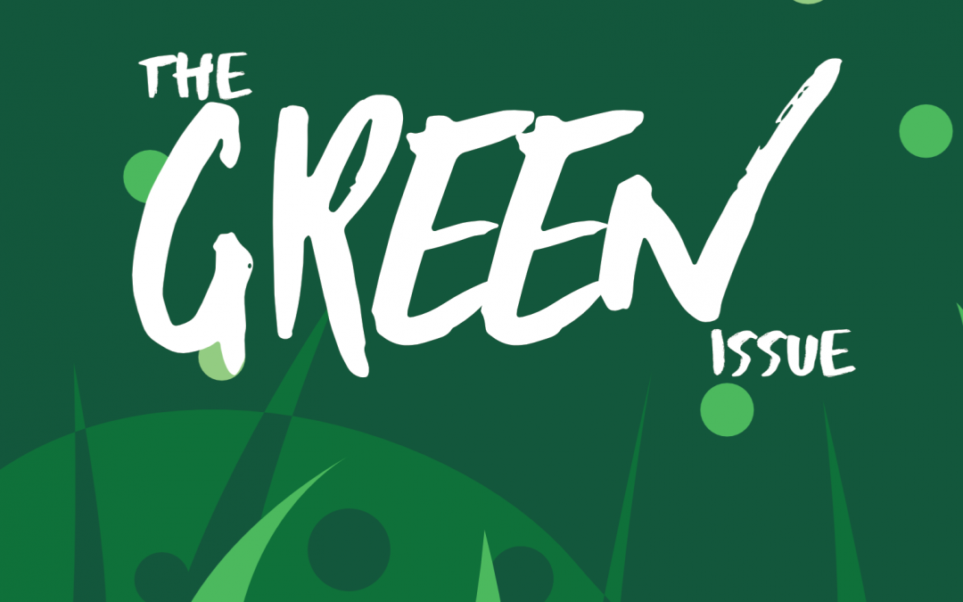 Announcement: Contributors to HCE: The Green Issue