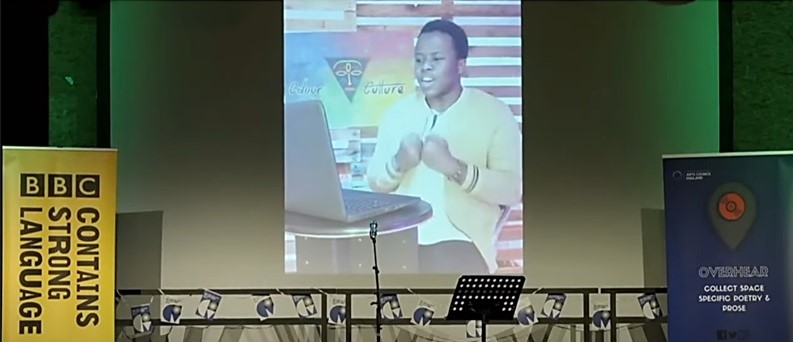 INTERVIEW: FIRE & DUST MEETS MUSENGA KATONGO